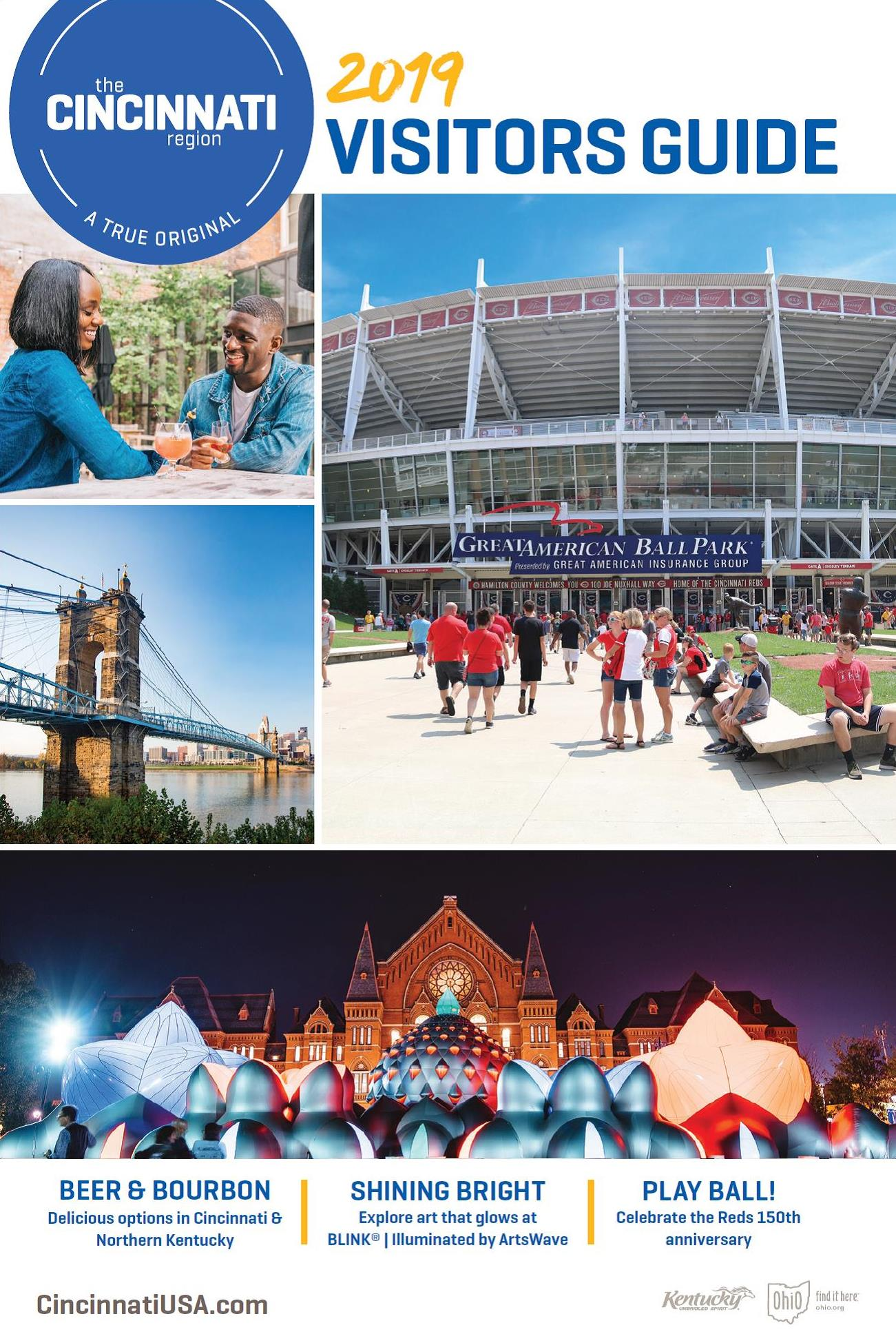 9dcf5cfe9294a Official Visitors Guide 2019 - Cincinnati USA