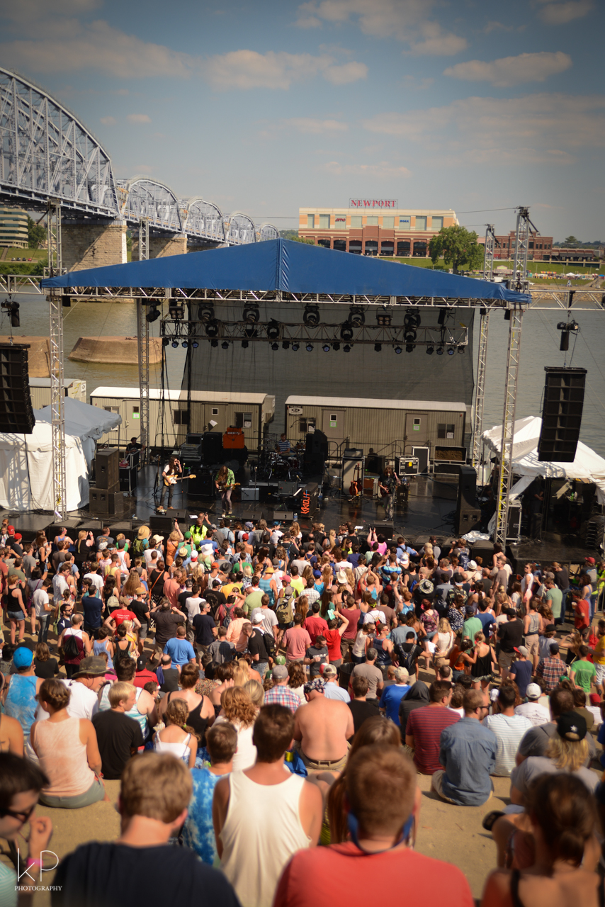 J. Roddy Walston and the Business at Bunbury Music Festival 2014 (photo: KP Photography)