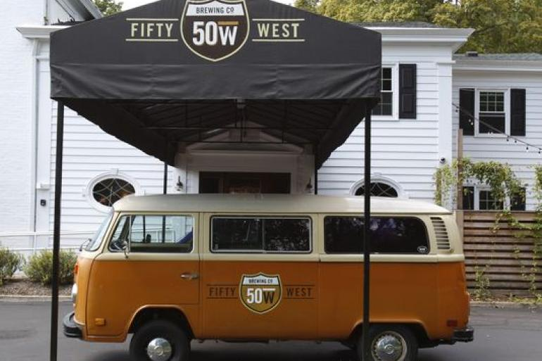 Fifty West Brewing Company Photo #3