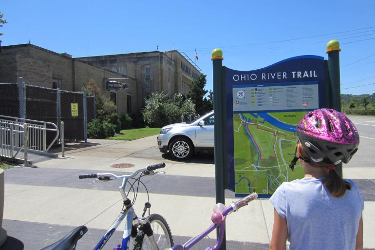 Ohio to Erie Trail Photo #1