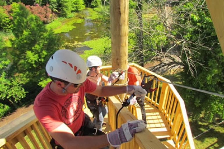 Screaming Raptor Zip Line and Canopy Adventure Tours Photo #1