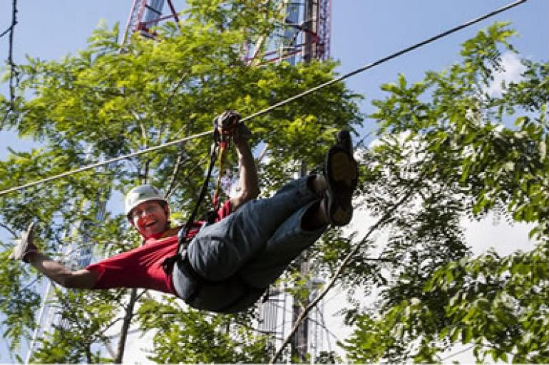 Screaming Raptor Zip Line and Canopy Adventure Tours Photo #2
