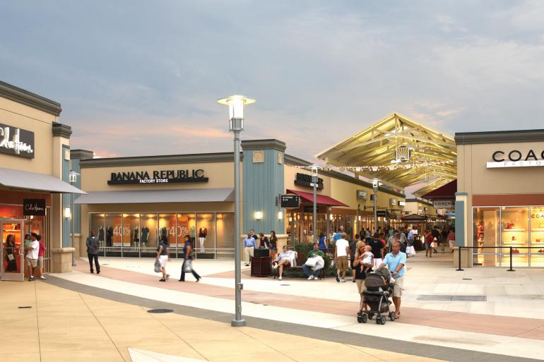 Cincinnati Premium Outlets North Cincinnati Shopping