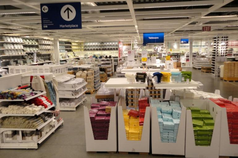 Ikea west chester north cincinnati shopping food and for Ikea store online shopping