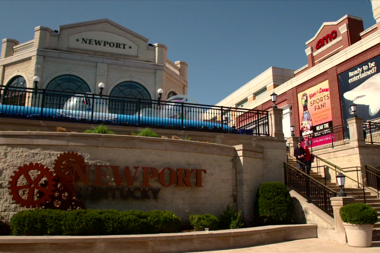 Newport on the Levee Photo #1