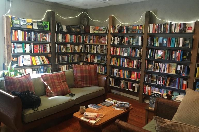 Roebling Point Books & Coffee Photo #2