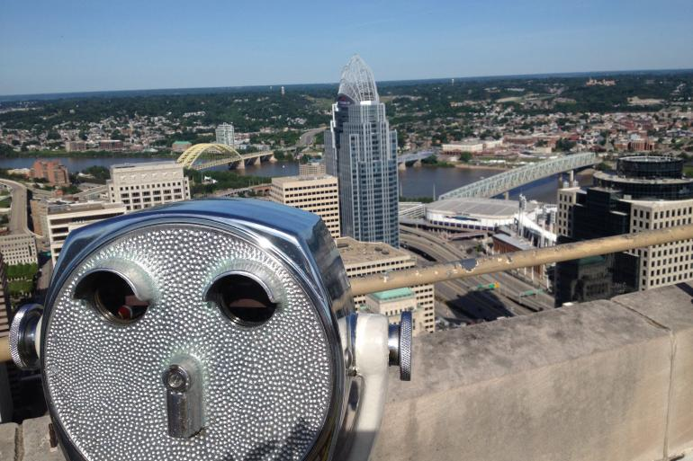 Carew Tower Observation Deck Photo #0