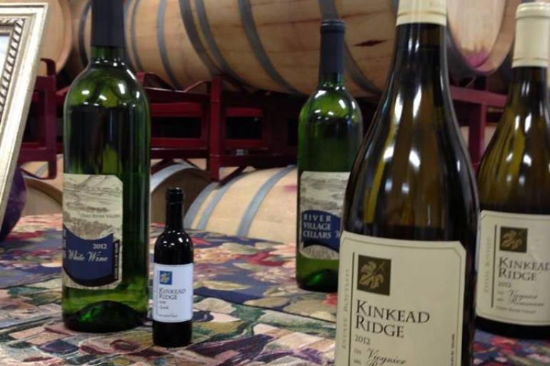 Kinkead Ridge Vineyard and Winery Photo #0