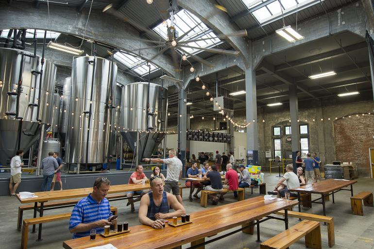 Rhinegeist Brewery Photo #5