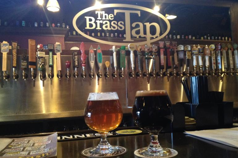 Brass Tap Photo #0