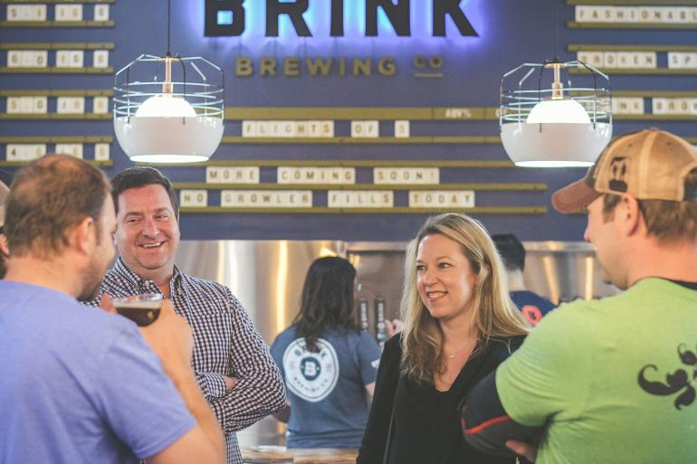 Brink Brewing Co. Photo #3