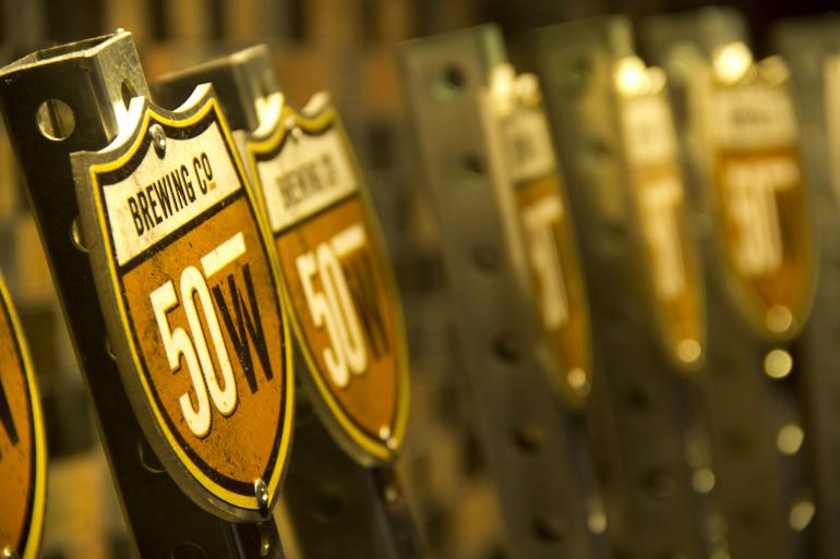 Fifty West Brewing Production Works Photo #3
