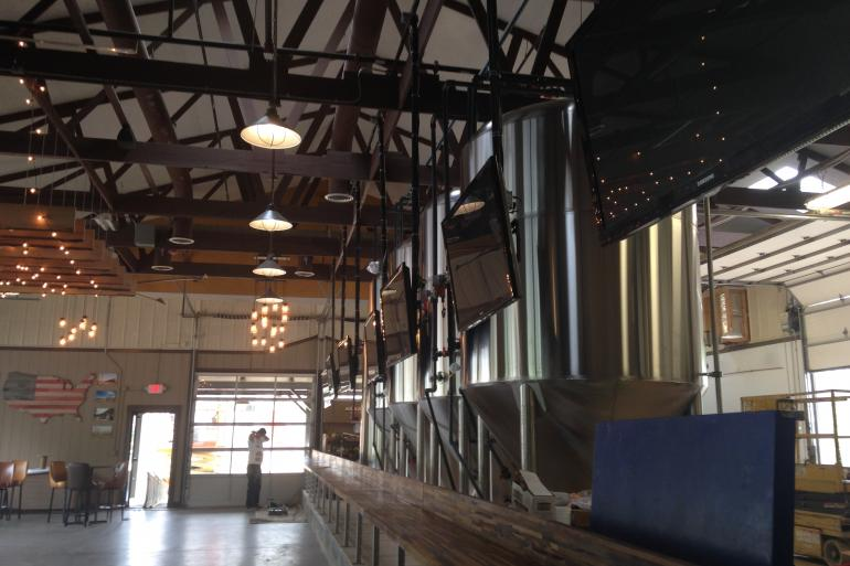 Fifty West Brewing Production Works Photo #5