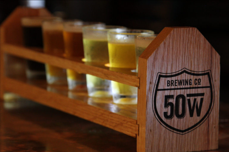 Fifty West Brewing Production Works Photo #0