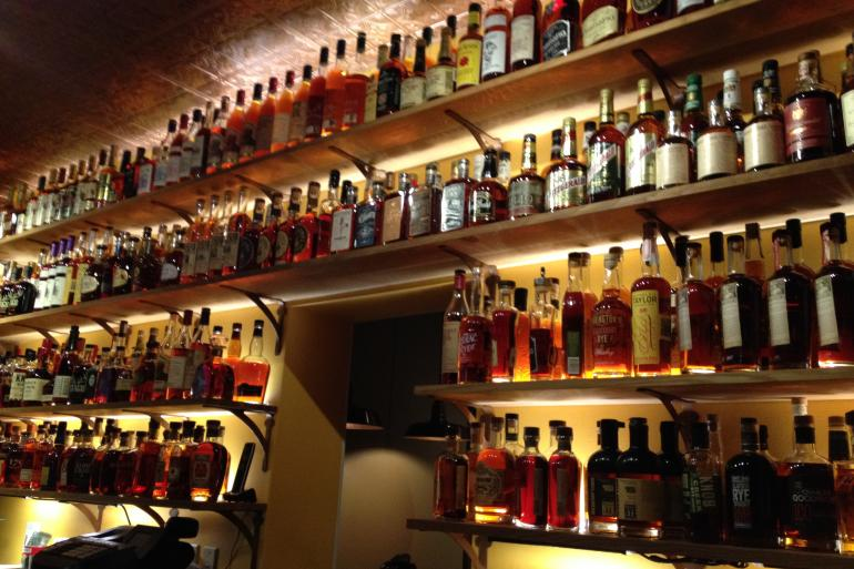 The Prohibition Bourbon Bar at Newberry Bros. Photo #10