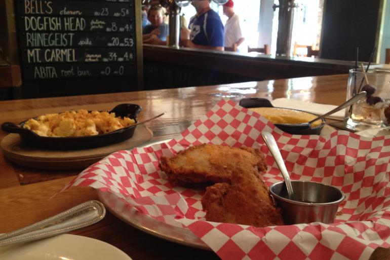 The Eagle Food and Beer Hall Photo #4