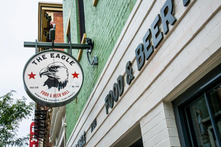 The Eagle Food and Beer Hall Photo #3