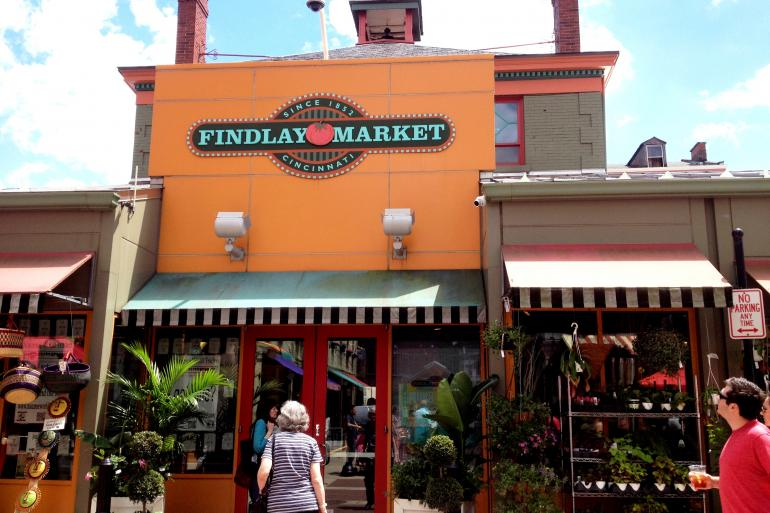 Cincinnati Food Tours: The Original Findlay Market Tour Photo #2