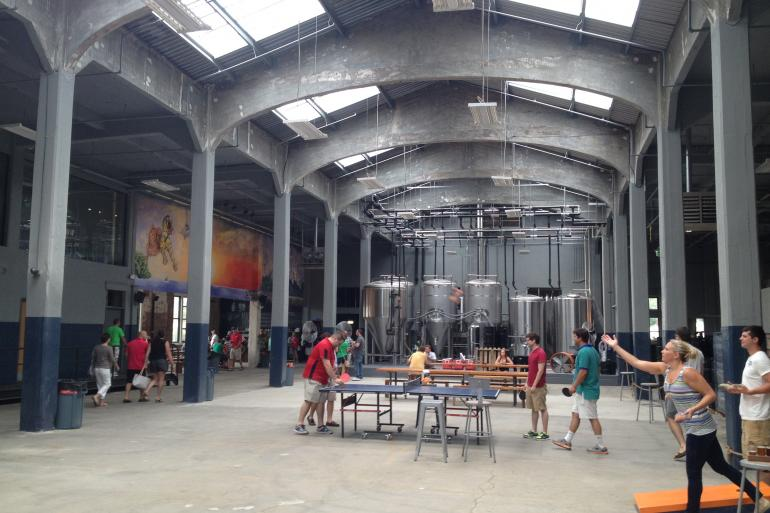 Rhinegeist Brewery Photo #2