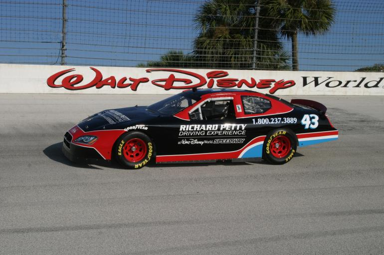 Richard Petty Driving Experience Photo #1