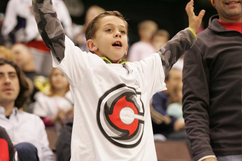 Cincinnati Cyclones Hockey Photo #11
