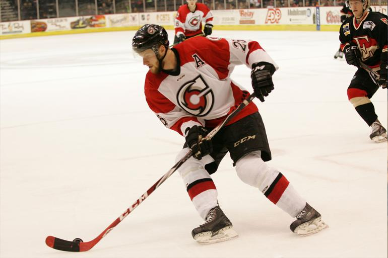 Cincinnati Cyclones Hockey Photo #10