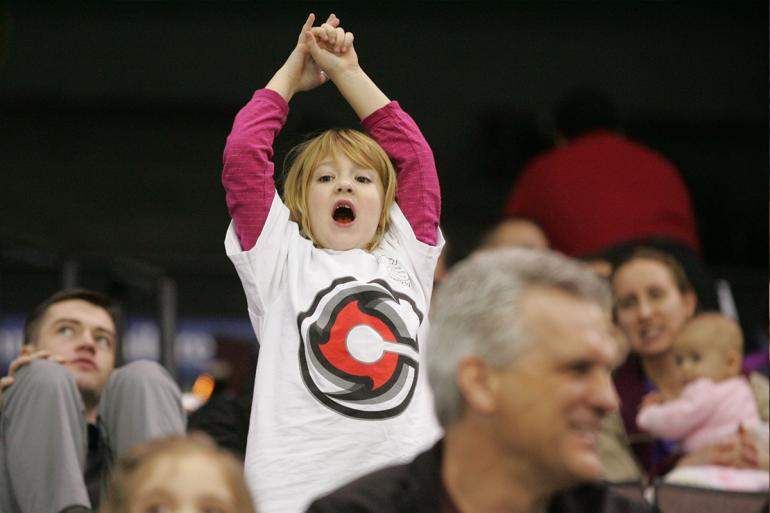 Cincinnati Cyclones Hockey Photo #14