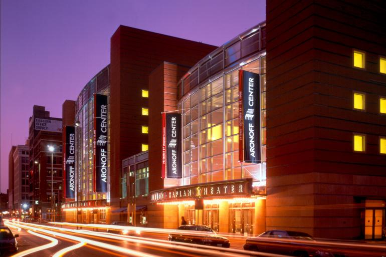 Aronoff Center for the Arts Photo #1