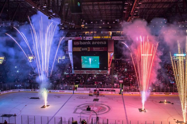 Cincinnati Cyclones Hockey Photo #2