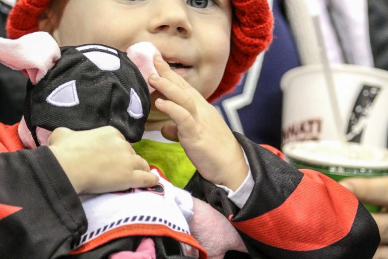 Cincinnati Cyclones Hockey Photo #3