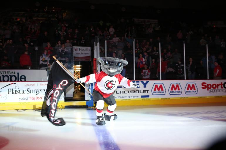 Cincinnati Cyclones Hockey Photo #4