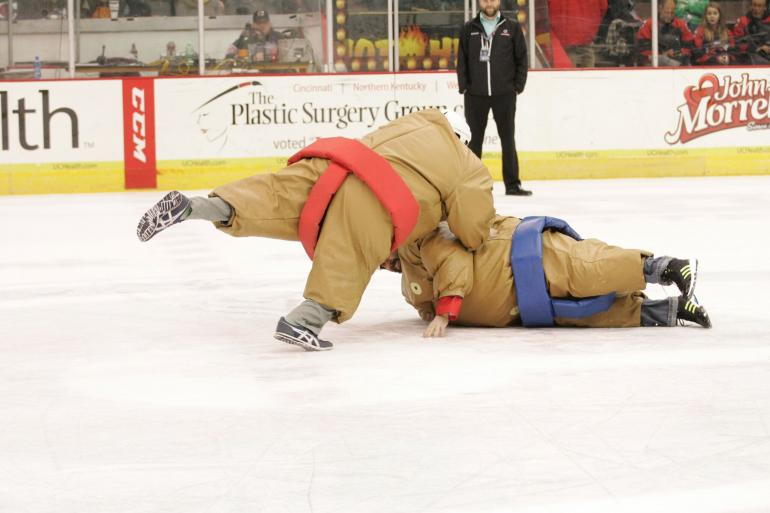 Cincinnati Cyclones Hockey Photo #6
