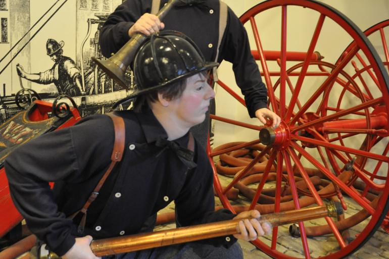 Cincinnati Fire Museum Photo #3