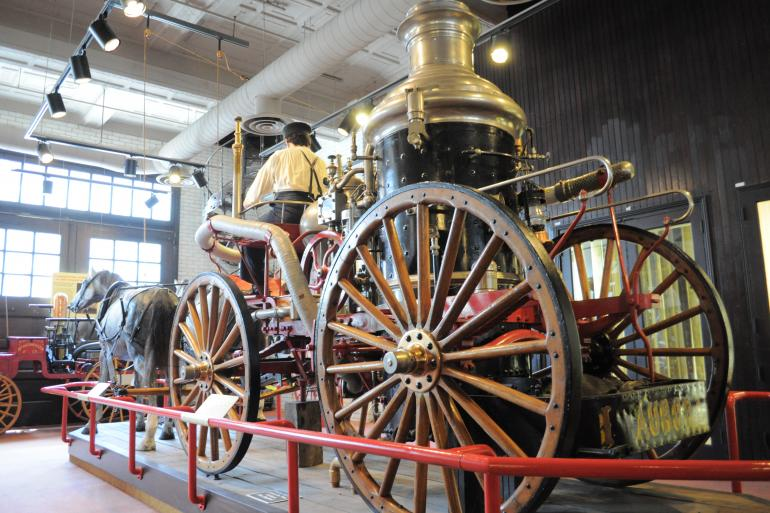 Cincinnati Fire Museum Photo #4