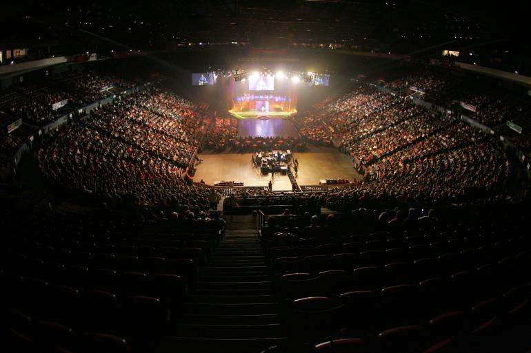 U.S. Bank Arena Photo #2