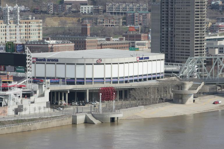 U.S. Bank Arena Photo #3
