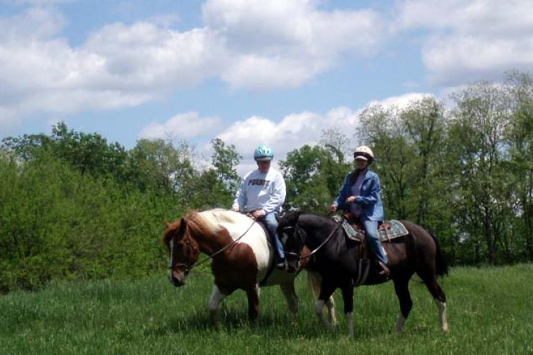 Ride Horses at First Farm Inn Photo #2