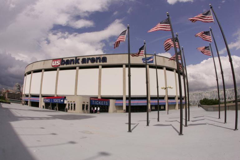 U.S. Bank Arena Photo #0