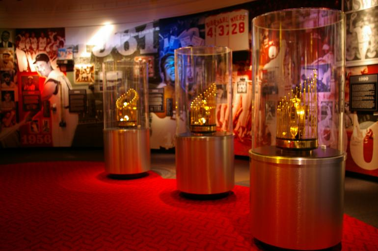 Cincinnati Reds Hall of Fame and Museum Photo #2