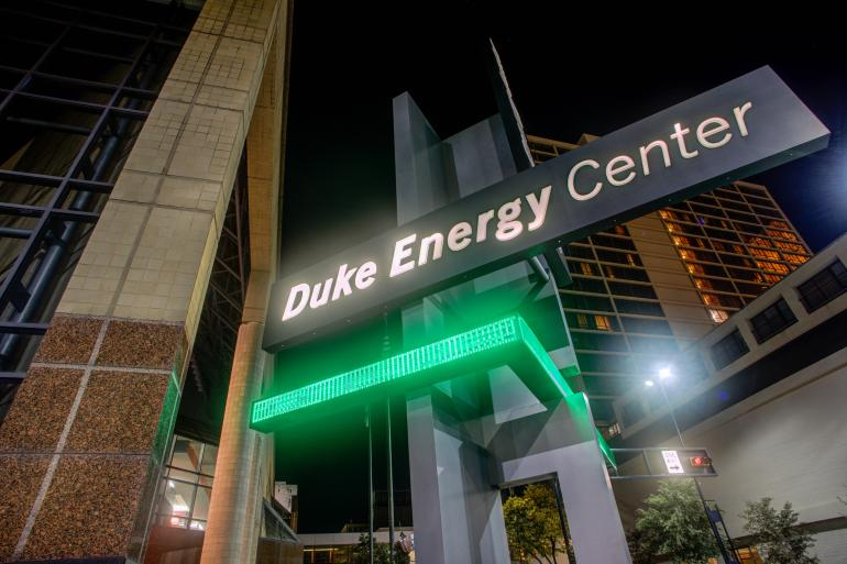 Duke Energy Convention Center Photo #0