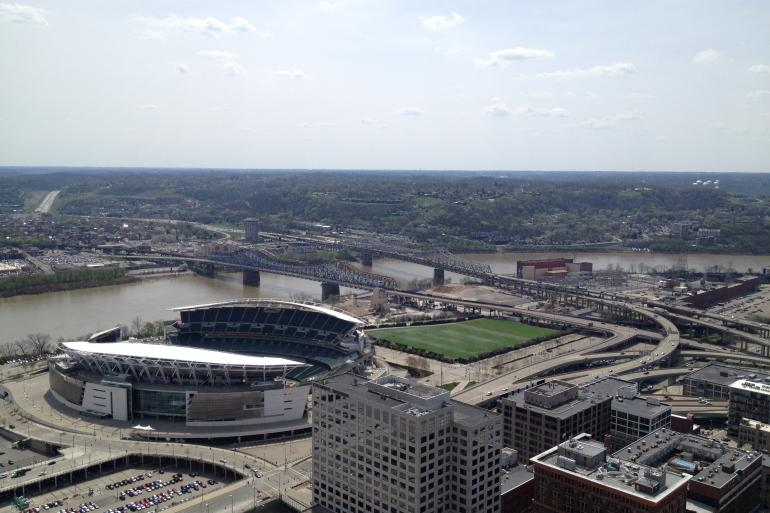 Carew Tower Observation Deck Photo #3