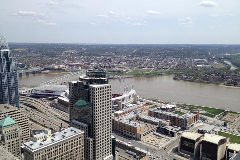 Carew Tower Observation Deck Photo #4