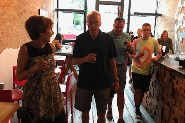 Riverside Food Tours: Wine and Dine in Over the Rhine Tour Photo #1