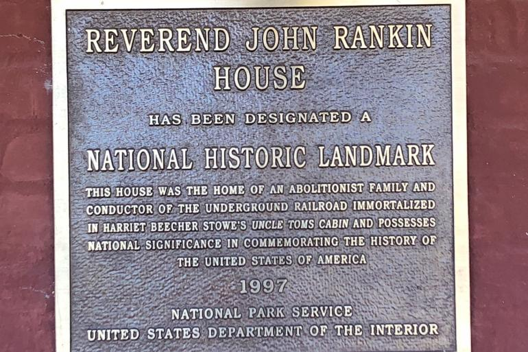John Rankin House Photo #2
