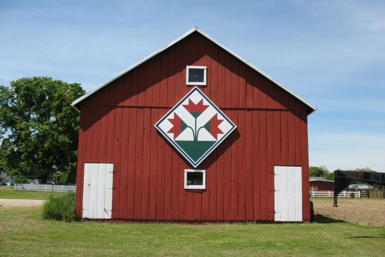 Barn Quilt Trail of Boone County Photo #0
