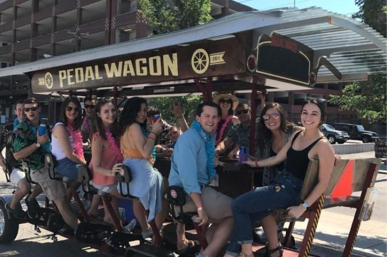 Pedal Wagon Cincinnati Photo #3