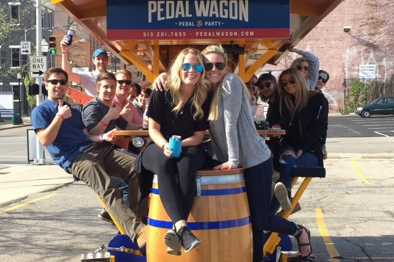Pedal Wagon Cincinnati Photo #5