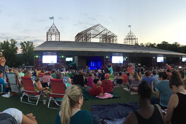 Riverbend Music Center Photo #3
