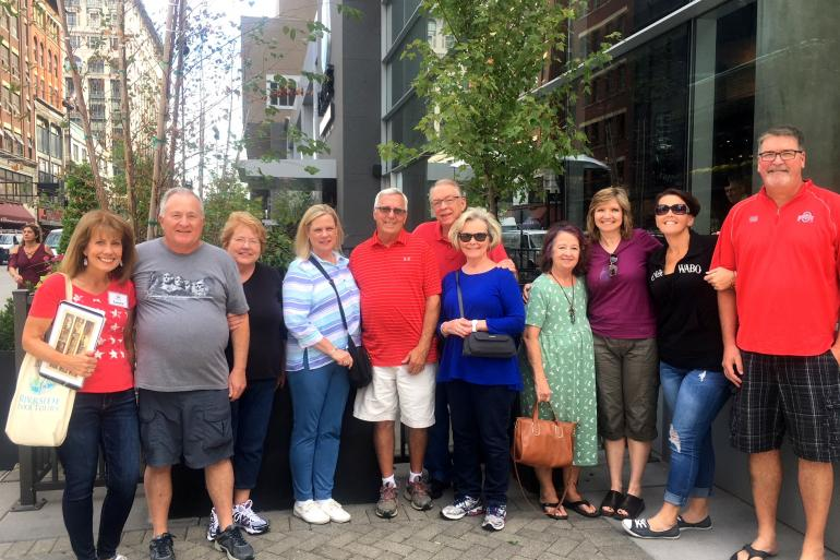 Riverside Food Tours: Cincinnati Streetcar Food Tour Photo #0