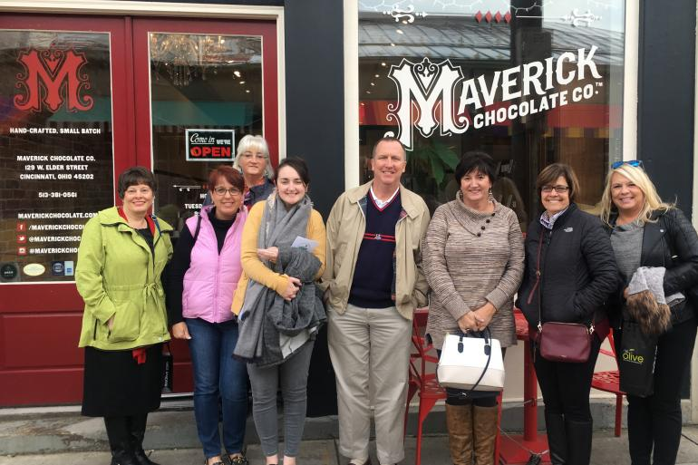 Riverside Food Tours: Cincinnati Streetcar Food Tour Photo #2